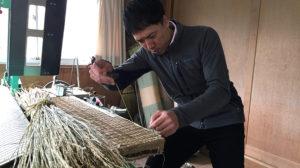 畳の修繕を体験。何でもやってみれば気づきがいっぱい